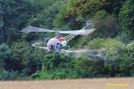 Epandage de pesticides © MDRGF