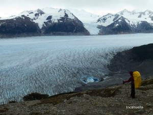 Le glacier Grey à Torres del Paine © Incahuella
