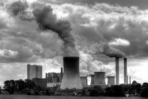 Centrale à charbon en Allemagne © Bruno & Lígia Rodrigues (www.flickr.com/photos/davipt)