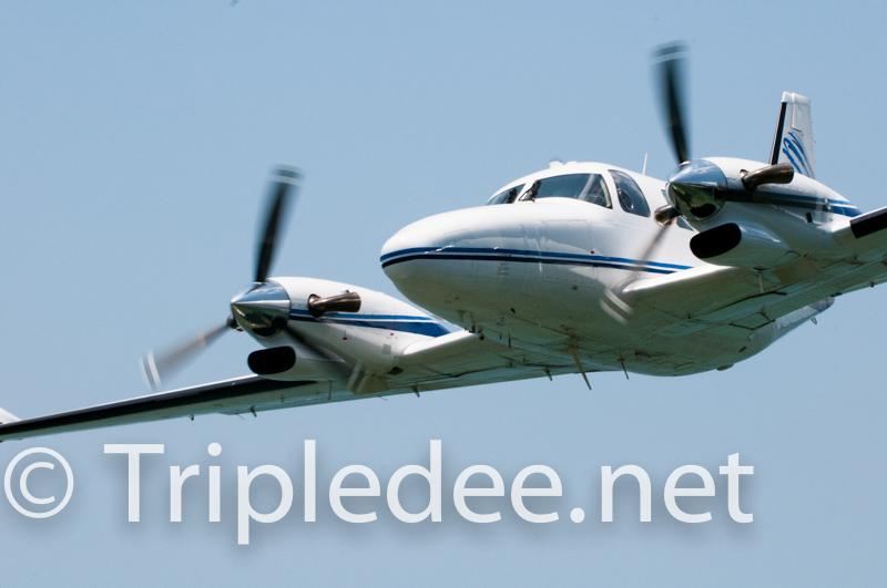 Le carburant des avions reste une source de rejet de plomb dans l'atmosphère