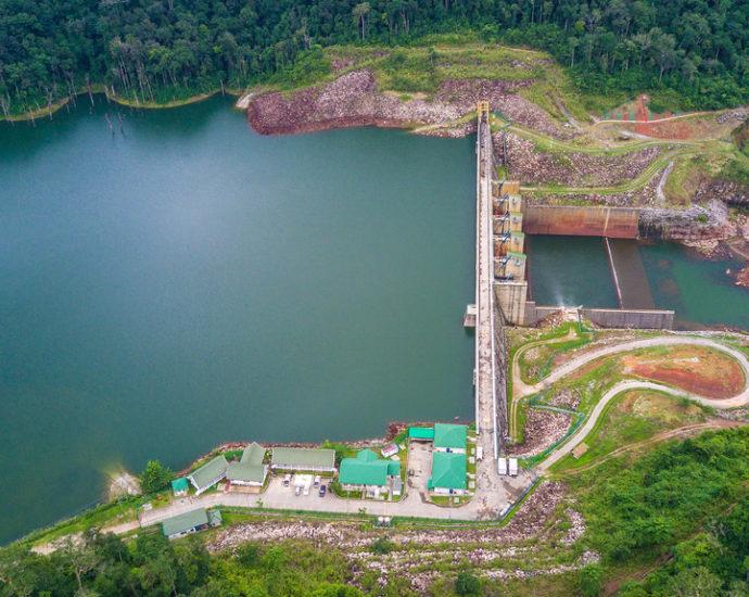 Le barrage de Nam Theun, au Laos - Creative Commons